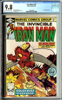 Iron Man #147