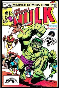 Incredible Hulk #283