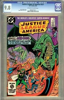 Justice League of America #227