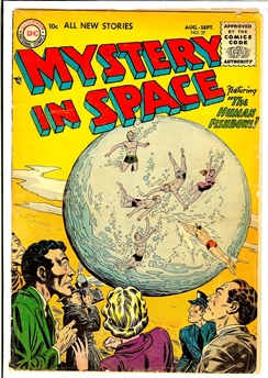 Mystery in Space #27