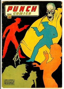 Punch Comics #11