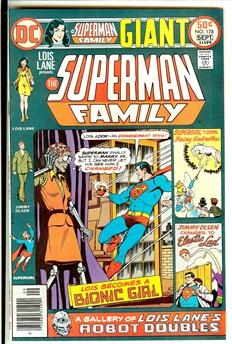 Superman Family #178