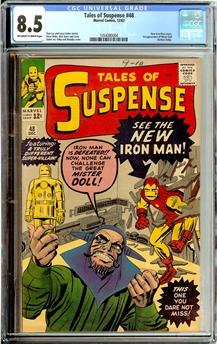 Tales of Suspense #48
