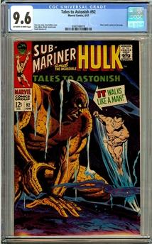 Tales to Astonish #92