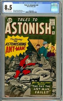 Tales to Astonish #40