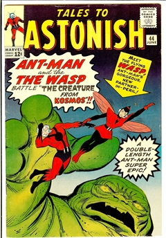 Tales to Astonish #44