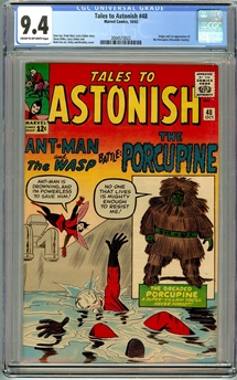 Tales to Astonish #48