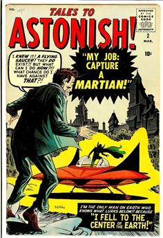 Tales to Astonish #2