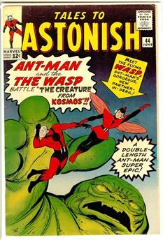 Tales to Astonish #44