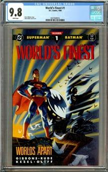 World's Finest (Vol 2) #1