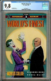 World's Finest (Vol 2) #2