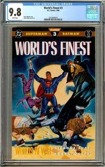 World's Finest (Vol 2) #3
