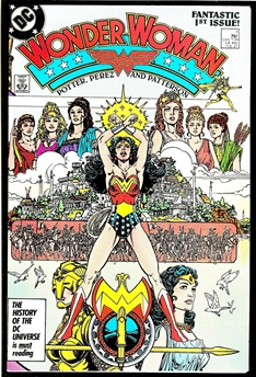 Wonder Woman (Vol 2) #1
