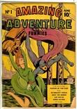 Amazing Adventure Funnies #1