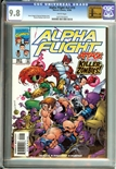 Alpha Flight (Vol 2) #15