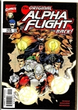 Alpha Flight (Vol 2) #18