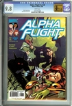 Alpha Flight (Vol 2) #8