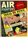Air Fighters Comics V2 #10