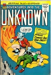 Adventures Into the Unknown #163