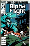 Alpha Flight Annual #2