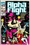 Alpha Flight #99