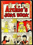Archie's Joke Book #1