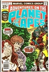 Adventures on the Planet of the Apes #7