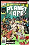 Adventures on the Planet of the Apes #8