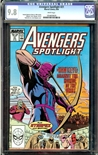 Avengers Spotlight #21