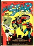 All Star Comics #2