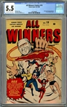 All-Winners Comics #19