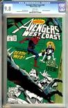 Avengers West Coast #84