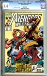 Avengers West Coast #92