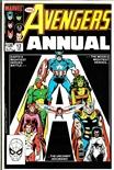 Avengers Annual #12