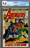 Avengers #102
