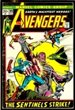 Avengers #103