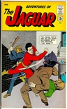 Adventures of the Jaguar #13