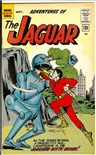 Adventures of the Jaguar #8