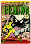 Adventures Into the Unknown #153
