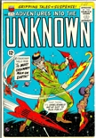 Adventures Into the Unknown #148