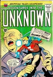 Adventures Into the Unknown #160