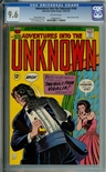 Adventures Into the Unknown #169