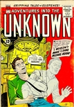 Adventures Into the Unknown #142