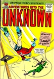 Adventures Into the Unknown #158
