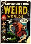 Adventures Into Weird Worlds #24