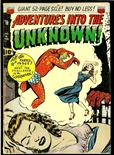 Adventures Into the Unknown #16
