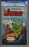 Adventures of the Jaguar #11