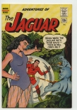 Adventures of the Jaguar #5