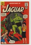 Adventures of the Jaguar #7