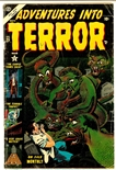 Adventures Into Terror #25